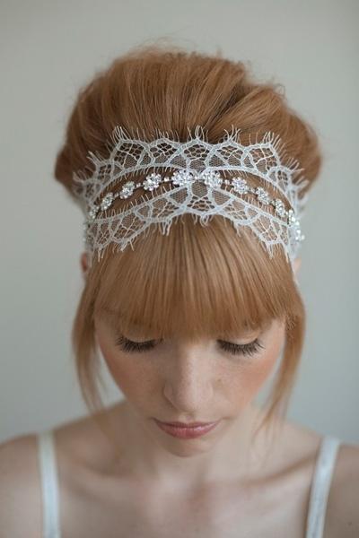 Ideas de tocados y accesorios para el pelo