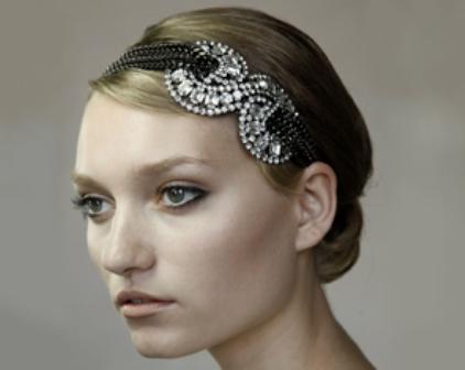 Ideas de adornos para el pelo pelotendencias for Modelos de diademas