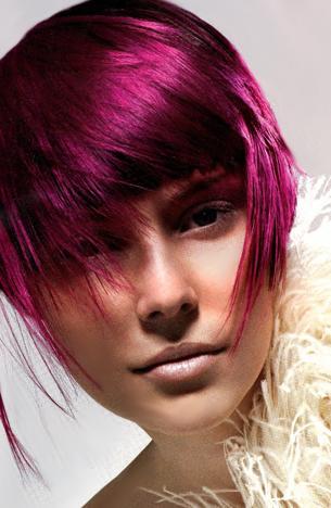color-pelo-púrpura-violetas