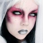Halloween-Zombi-maquillaje-niños-2013