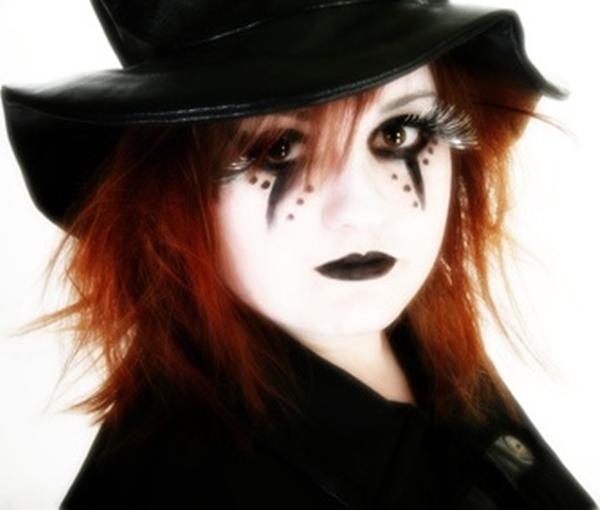 Maquillaje Bruja Halloween Disfraces Maquillaje Halloween - Maquillaje-bruja-para-nia