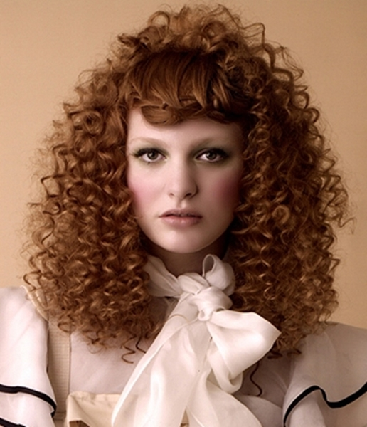 different hair styles for curly hair ver los mejores peinados de pelo rizado 4102