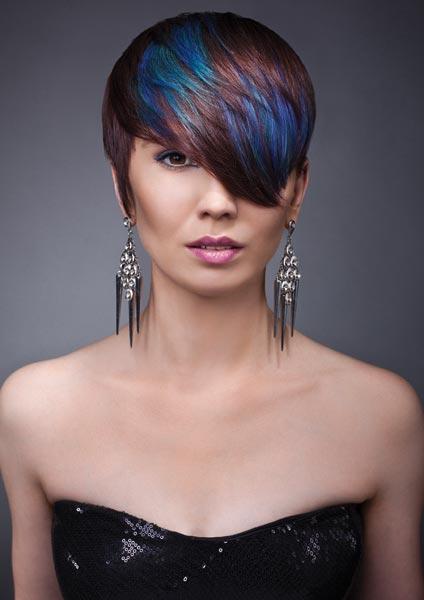 Tendencias de colores para 2013 en pelo corto for Tendencia de color de moda