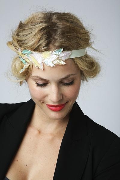 Diademas para el pelo pelotendencias for Diademas de tela para el cabello