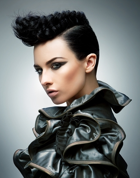 peinados con estilo
