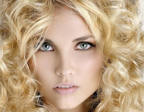 Peinados para cara redonda pelo ondulado