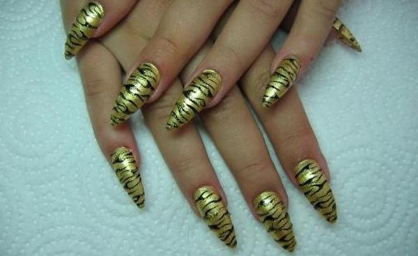 tendencias de uñas para 2013