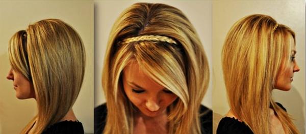 Peinado con trenza de diadema pelotendencias - Peinados paso a paso trenzas ...
