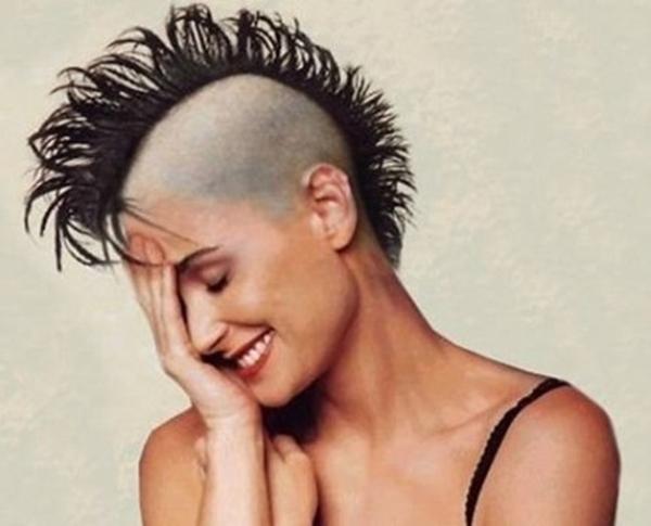 peinados-raros-punk