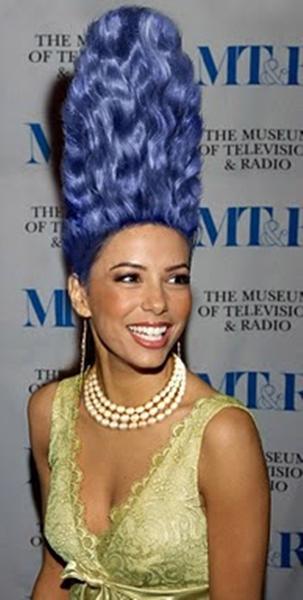 pelo-azil-peinados-extravagante-raros