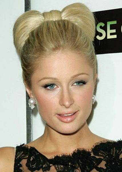 Paris Hilton-peinados